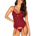 Výjimečný korzet Ivetta corset – Obsessive