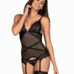 Pikantní korzet Bondea corset – Obsessive