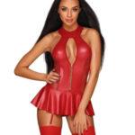 Divoký korzet 859 – COR red – Obsessive
