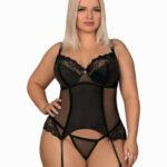 Sexy korzet Amallie corset XXL – Obsessive