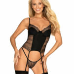Nádherný korzet Sharlotte corset – Obsessive