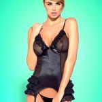 Erotický korzet Blackbella corset