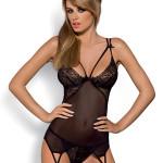 Korzet Intensa corset XXL – Obsessive
